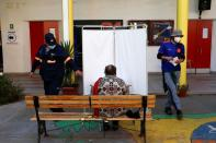 Local and constitutional convention elections, in Valparaiso