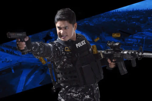 The director had also helmed ABS-CBN's 'FPJ's Ang Probinsyano'
