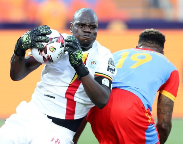 Africa Cup of Nations 2019 - Group A - DR Congo v Uganda