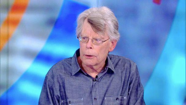 PHOTO: Stephen King tells 'The View' co-hosts about his new horror novel 'The Institute,' Sept. 11, 2019. (ABC News)