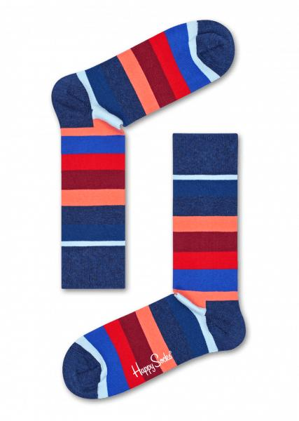 """Once you're an adult, you realize how practical receiving <a href=""""https://www.happysocks.com/us/stripe-sock-8818.html"""" target=""""_blank"""">socks</a> is."""