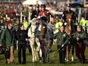 A new name will be inscribed on the Grand National winners trophy on Saturday in succession to two-time winner Tiger Roll and usually the great race throws up a victor with a fine back story