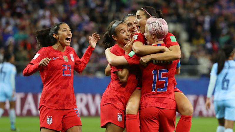 Morgan: Every goal matters for USA