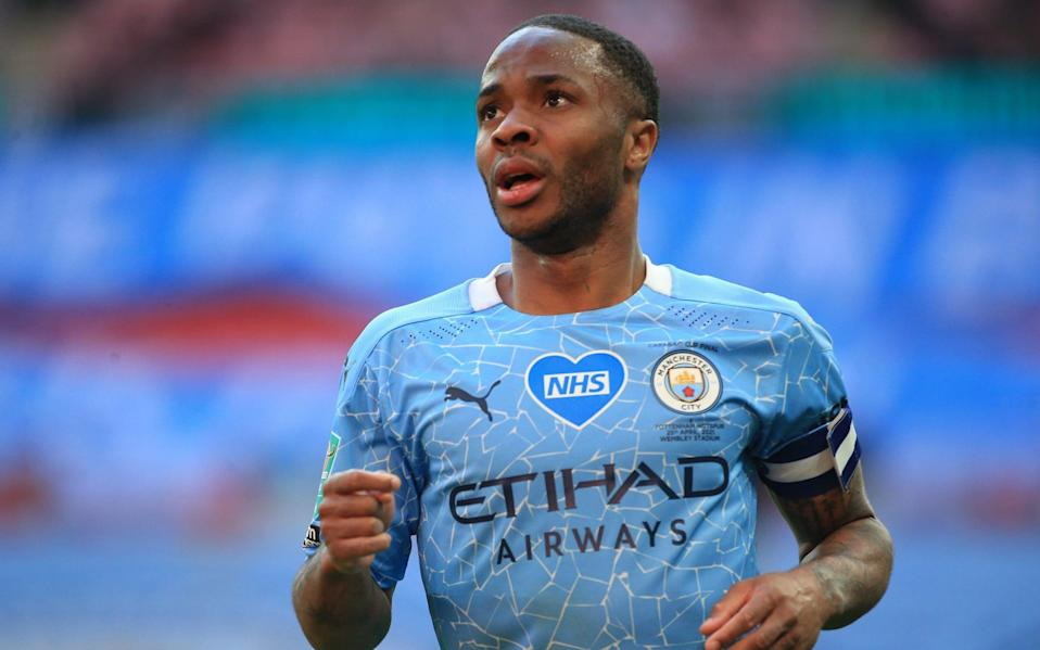 Raheem Sterling racially abused on social media days after boycott - GETTY IMAGES