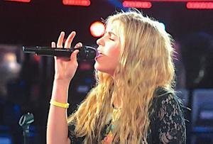 the voice recap knockout rounds brennley brown
