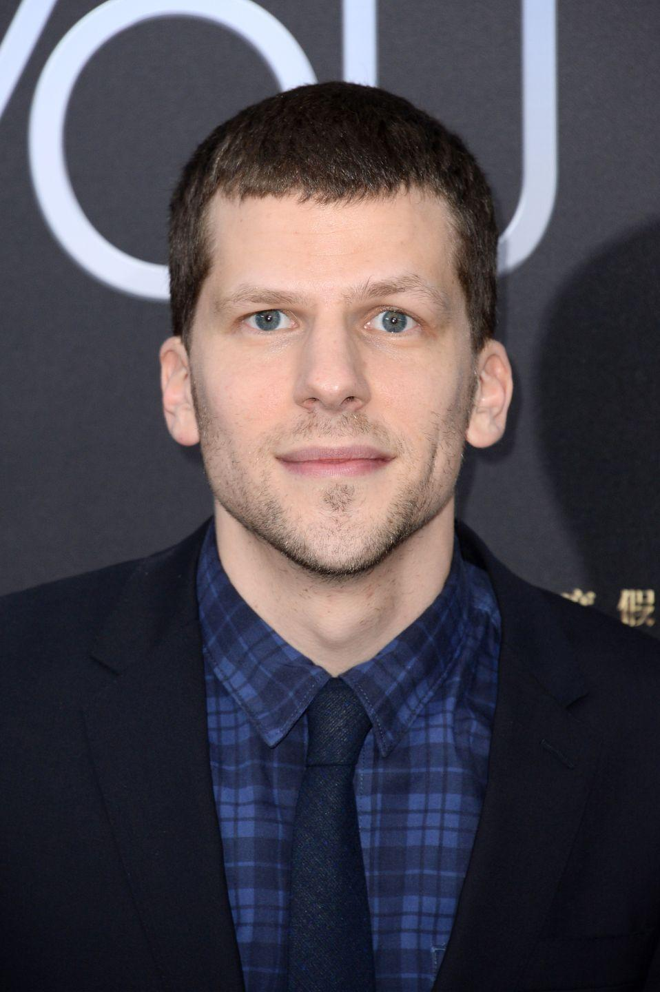 """<p>During his interview with Romina Puga about the movie <em>Now You See Me</em>, she asks Eisenberg debunk a few magic myths, starting with the infamous pulling you finger apart trick. <a href=""""https://www.youtube.com/watch?v=6AU2TaP4UGQ"""" rel=""""nofollow noopener"""" target=""""_blank"""" data-ylk=""""slk:Eisenberg notices things written on Puga's hand"""" class=""""link rapid-noclick-resp"""">Eisenberg notices things written on Puga's hand</a> and calls her out for not having questions memorized. """"Do you know the comedian Carrot Top?"""" he asks. She responds,""""Yes, horrible."""" </p><p>Then Eisenberg compares her to the comedian, and she says she's going to go home and cry after the interview. Sure, she should have been more prepared, but Eisenberg's comments weren't necessary and looked bad on his part.</p>"""