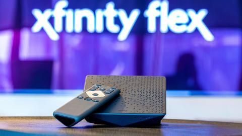 Comcast Makes Xfinity Flex Available to Internet-only Customers for Free