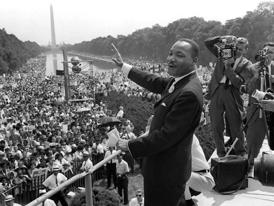 Martin Luther King JrAFP/Getty