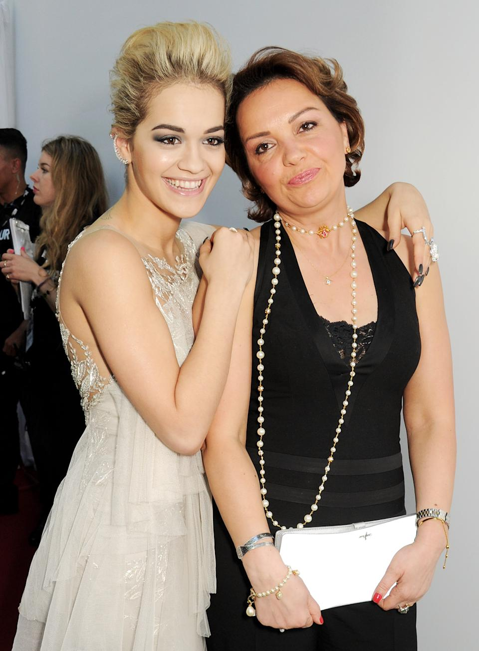 Rita's mum Vera was called a hypocrite after slamming people for not socially distancing. Photo: Getty
