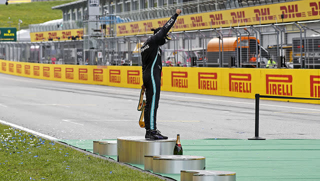 Formula 1 2020: Lewis Hamilton romps to victory at Styrian GP, Valtteri Bottas finishes second