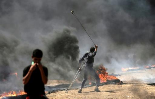 As members of President Donald Trump's administration celebrated the inauguration of the US embassy in Jerusalem, deadly unrest raged on Gaza's border with Israel