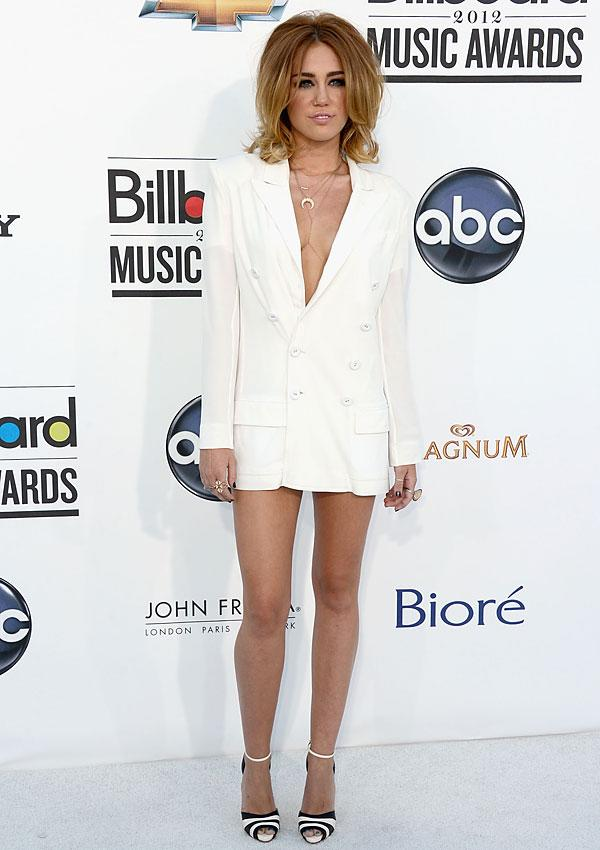 Billboard Awards Best Dressed 2012 — Miley Cyrus, Taylor Swift & More