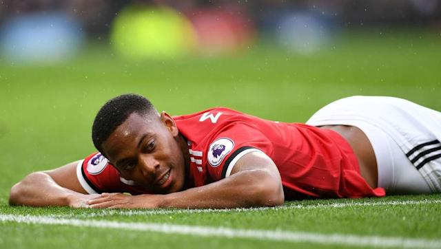 <p>The most unfair omission on this list, the form of Anthony Martial this season has been nothing short of sensational, even more so due to the fact that the majority of his appearances have come off the bench. </p> <br><p>The 21-year-old already has five goals and six assists this season for Jose Mourinho's side, and the inclusion of Florian Thauvin and Moussa Sissoko over him just makes the former Monaco man's exclusion even more baffling. </p>