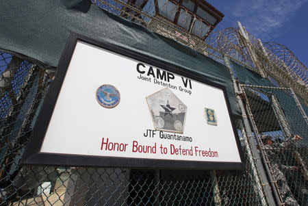 Guantánamo prison commander fired for 'loss of confidence' in leadership