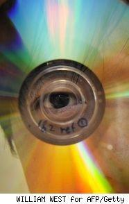 Checking out DVDs from the library is free -- until it isn't
