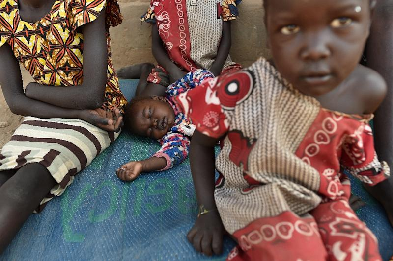 Millions of people in South Sudan have fled their homes