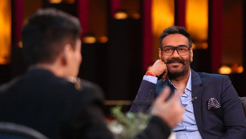 Koffee with Karan 6: Ajay Devgn Serves the Best Burn of the Season to Karan Johar