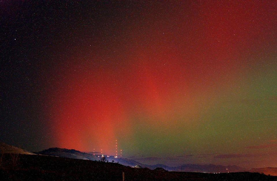"""<p>Known as the """"Halloween Storms of 2003,"""" there were epic solar storms recorded all over the world on the nights leading up to and on Halloween in 2003, according to <a href=""""http://www.nasa.gov/topics/solarsystem/features/halloween_storms.html"""" rel=""""nofollow noopener"""" target=""""_blank"""" data-ylk=""""slk:NASA"""" class=""""link rapid-noclick-resp"""">NASA</a>. The holiday was marked by power outages all over the U.S. and red or green skies seen in several cities in Texas and Florida. </p>"""