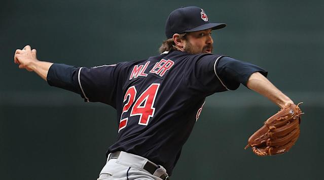 No one expects Terry Francona to export his playoff bullpen management philosophy from last October to the regular season, not least because that would project Andrew Miller to pitch 208 2/3 relief innings.