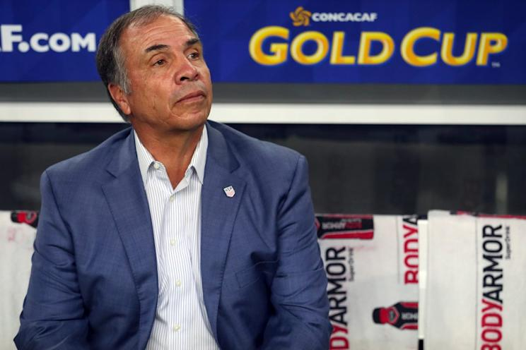 USMNT manager Bruce Arena learned plenty about his squad during the Gold Cup. (Getty)