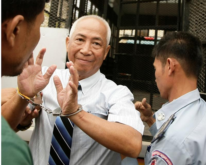 Cambodian court overturns dissident's conviction