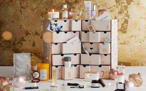 John Lewis & Partners Beauty Advent Calendar - Credit: John Lewis & Partners