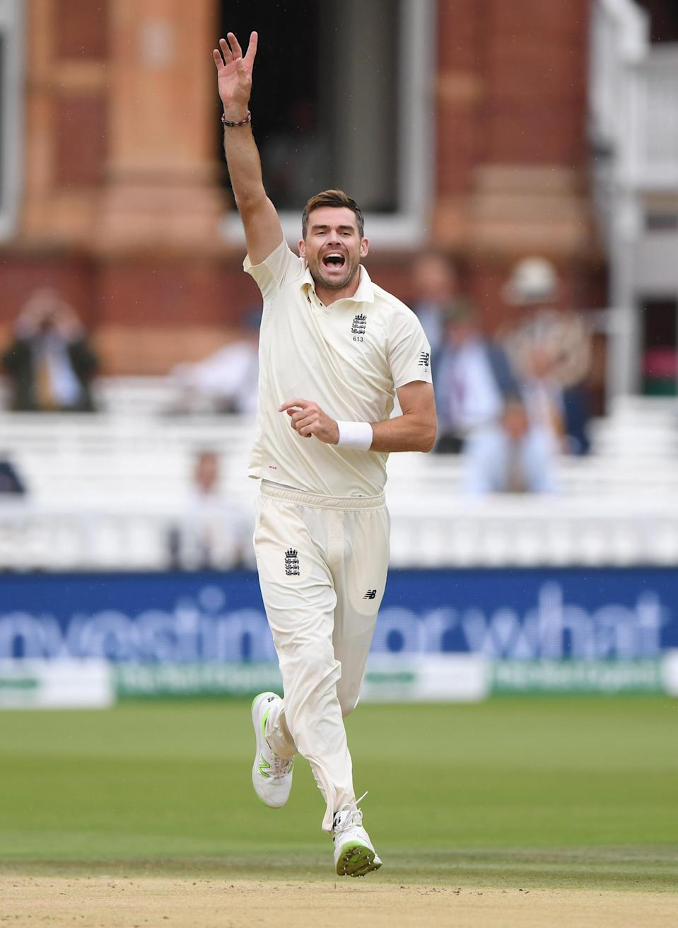 <p>James Anderson is on the verge of eclipsing Glenn McGrath and becoming the highest wicket-taking pacer in Tests. He swings the ball both ways with military precision and control. No Indian batsman, barring Kohli, could negotiate him properly. </p>