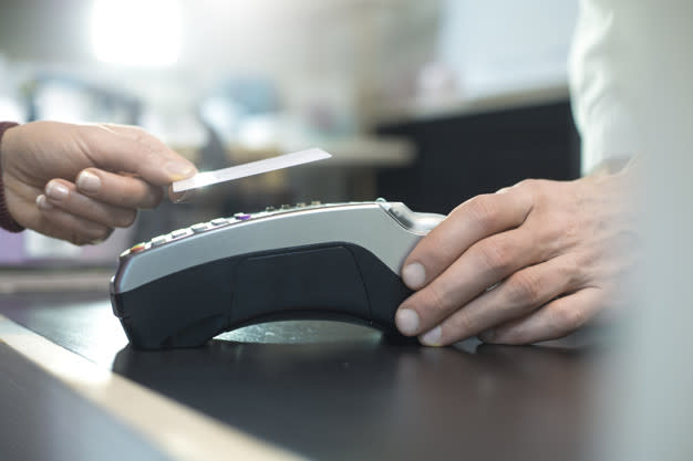 how contactless payment works