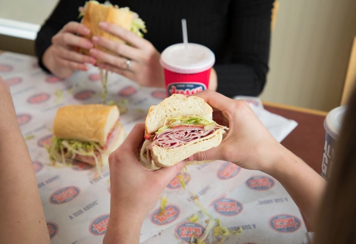 """<p>First, you need to join Jersey Mike's <a rel=""""nofollow"""" href=""""https://www.jerseymikes.com/email-club"""">email club</a>. You'll get a coupon sent to you for $2 off any regular sub. Jersey Mike's will also be sharing the coupon with fans on <a rel=""""nofollow"""" href=""""https://www.facebook.com/jerseymikes"""">Facebook.</a> </p><p>Feel free to use the coupon to celebrate National Sandwich Day, but it is valid until November 6. </p>"""