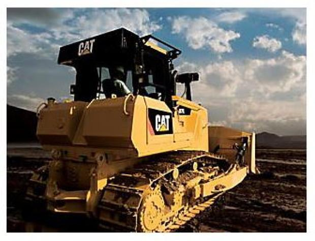 Caterpillar is on Sale