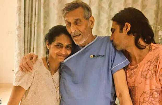 Vinod Khanna's death: Here's his LAST PICTURE before funeral