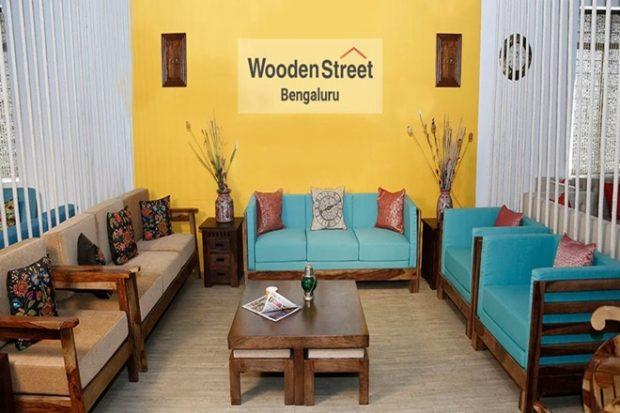 These furniture stores are covering an area of 5,000 sq ft each.