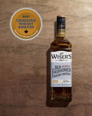 Corby Spirit and Wine's whiskies earned top accolades at this year's virtual Canadian Whisky Awards (CNW Group/Corby Spirit and Wine Communications)