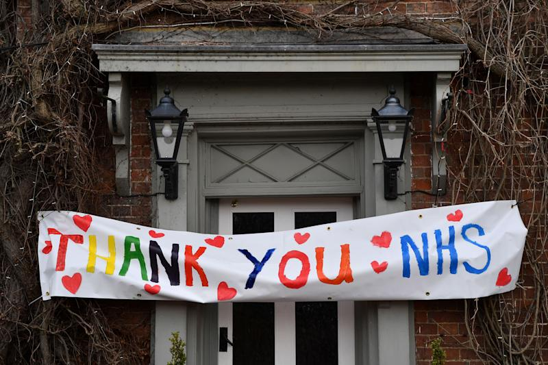 Despite everything, there are glimmers of community spirit. (Getty Images)
