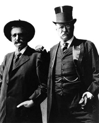 Bullock and Roosevelt