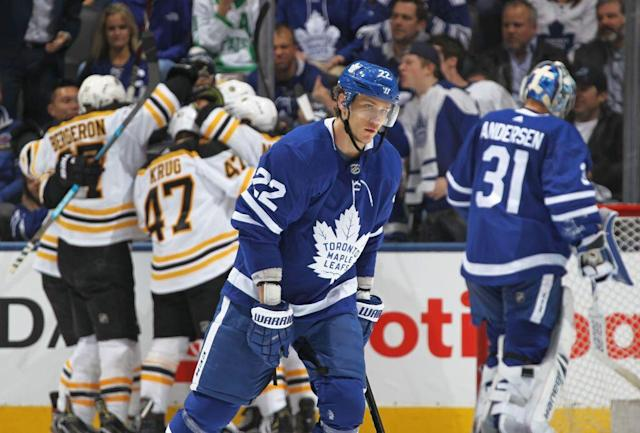 It's hard to find the lie in disgruntled Maple Leafs blue-liner Nikita Zaitsev straight-up calling Don Cherry a clown. (Getty)