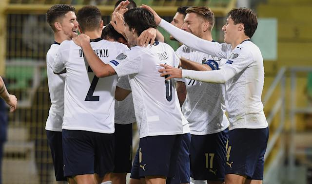 Italy coach Roberto Mancini believes rivals would prefer to avoid playing his team at Euro 2020.