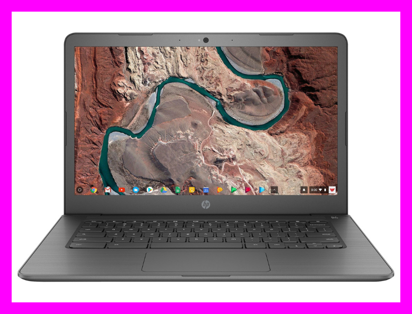 Save $31 on this HP Chromebook 14. (Photo: Walmart)