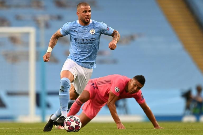 Guardiola heartened by the solid defensive display by the likes of Kyle Walker