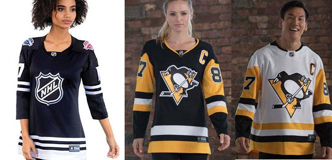 Fanatics launches new NHL replica jerseys 38acb6f5573