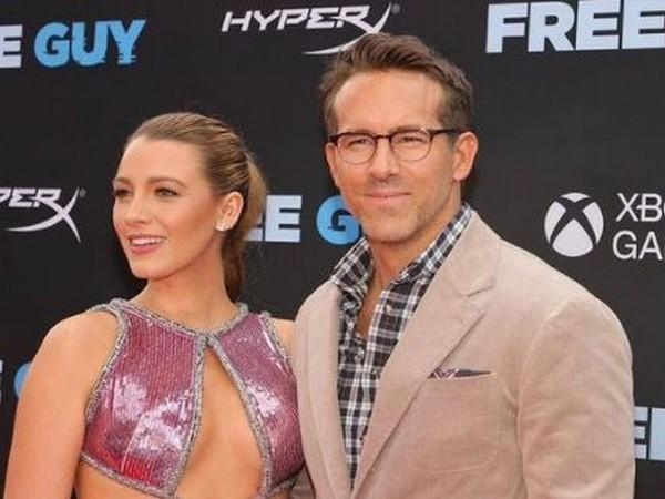 Blake Lively and Ryan Reynolds (Image source: Instagram)
