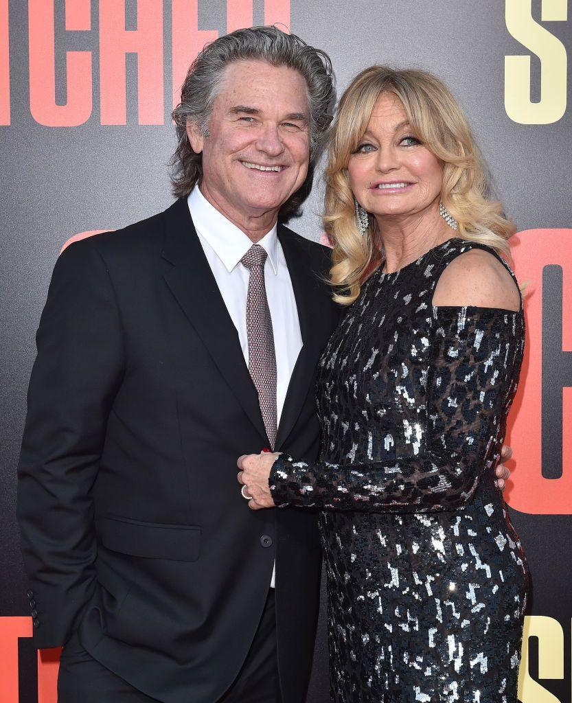 """<p><a href=""""https://www.oprahmag.com/life/relationships-love/a25924942/goldie-hawn-kurt-russell-marriage/"""" rel=""""nofollow noopener"""" target=""""_blank"""" data-ylk=""""slk:Goldie Hawn and Kurt Russell"""" class=""""link rapid-noclick-resp"""">Goldie Hawn and Kurt Russell</a> technically met in 1966 on the set of a Disney movie, but it was during filming for Swing Shift that the two actors fell in love. The lifelong partners never got married, and Goldie explained why in a <a href=""""https://www.nowtolove.com.au/celebrity/celeb-news/goldie-hawn-why-ill-never-marry-kurt-26819"""" rel=""""nofollow noopener"""" target=""""_blank"""" data-ylk=""""slk:Woman's Day interview from 2007"""" class=""""link rapid-noclick-resp"""">Woman's Day interview from 2007</a>. 'We have done just perfectly without marrying. I already feel devoted and isn't that what marriage is supposed to do? So as long as my emotional state is in a state of devotion, honesty, caring, and loving, then we're fine. … There is really no reason to marry.' Now that is truly a Hollywood love story.</p>"""