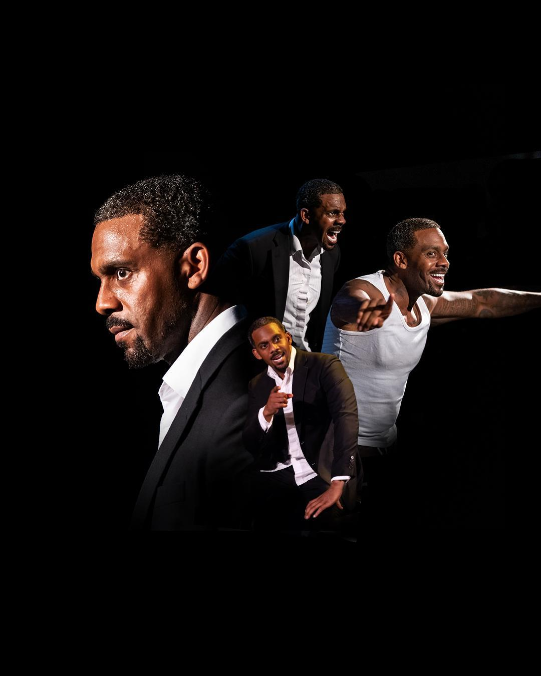 Richard Blackwood in Typical (Aly Wright)