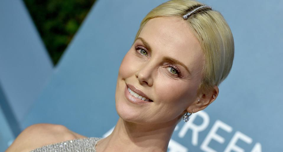 Charlize Theron. (Photo by Axelle/Bauer-Griffin/FilmMagic)