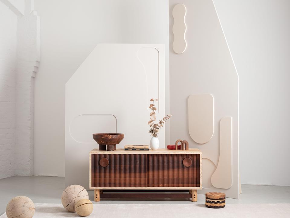 """<p class=""""body-dropcap"""">Whether you're a maximalist who likes to keep their treasures on display or a minimalist who prefers everything to be tucked away behind closed doors, good storage is fundamental to a well-functioning space. Combining style with clever solutions for every room of your home, our pick of the best new pieces covers free-standing investment pieces, wall-mounted designs, modular systems, small-space wonders and affordable hacks. So go forth and address your mess.</p><p>Looking for bespoke or built-in storage? Check out our<a href=""""https://elledecoration.co.uk/design/a34684389/best-bespoke-furniture-makers-in-the-uk/"""" rel=""""nofollow noopener"""" target=""""_blank"""" data-ylk=""""slk:top designer-makers in the UK"""" class=""""link rapid-noclick-resp""""> top designer-makers in the UK</a> for commissioning furniture and made-to-measure pieces.</p>"""