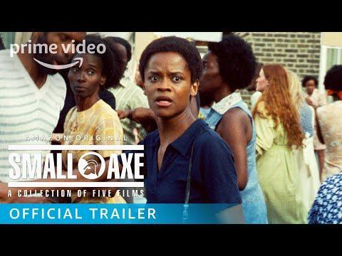 """<p>If you haven't started making your way through <em>Small Axe</em>—which tells stories in London's West Indian community from the 1960s to mid-1980s—queue up the first film. <em>Small Axe </em>is an anthology series consisting of five movies, directed by none other than Steve McQueen. (And starring John Boyega and Letitia Wright, to boot.)</p><p><a class=""""link rapid-noclick-resp"""" href=""""https://www.amazon.com/Small-Axe-Alex-Wheatle-Trailer/dp/B08J4HVJ3H/?tag=syn-yahoo-20&ascsubtag=%5Bartid%7C10054.g.29251120%5Bsrc%7Cyahoo-us"""" rel=""""nofollow noopener"""" target=""""_blank"""" data-ylk=""""slk:Watch Now"""">Watch Now</a></p><p><a href=""""https://www.youtube.com/watch?v=SjFAEy-0BLk"""" rel=""""nofollow noopener"""" target=""""_blank"""" data-ylk=""""slk:See the original post on Youtube"""" class=""""link rapid-noclick-resp"""">See the original post on Youtube</a></p>"""
