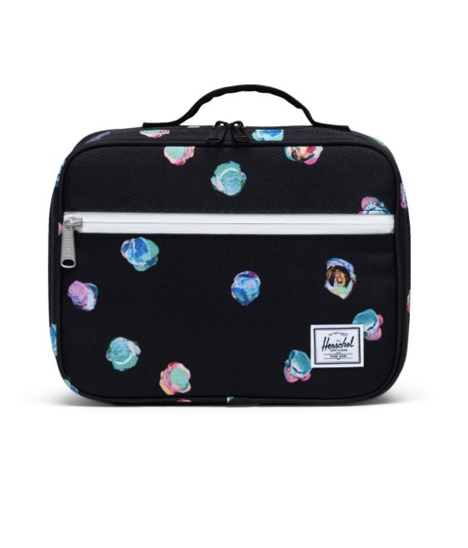 """<p><strong>Herschel</strong></p><p>herschel.com</p><p><strong>$29.99</strong></p><p><a href=""""https://go.redirectingat.com?id=74968X1596630&url=https%3A%2F%2Fherschel.com%2Fshop%2Faccessories%2Fpop-quiz-lunch-box%3Fexact%3D1%26v%3D10227-04712-OS&sref=https%3A%2F%2Fwww.seventeen.com%2Flife%2Ffood-recipes%2Fg28212497%2Fcute-lunch-boxes%2F"""" rel=""""nofollow noopener"""" target=""""_blank"""" data-ylk=""""slk:Shop Now"""" class=""""link rapid-noclick-resp"""">Shop Now</a></p><p>This pouch has a front pocket for your money and ID (or a cookie, whatever) and an easy-wipe lining for any accidental soda explosions.</p>"""