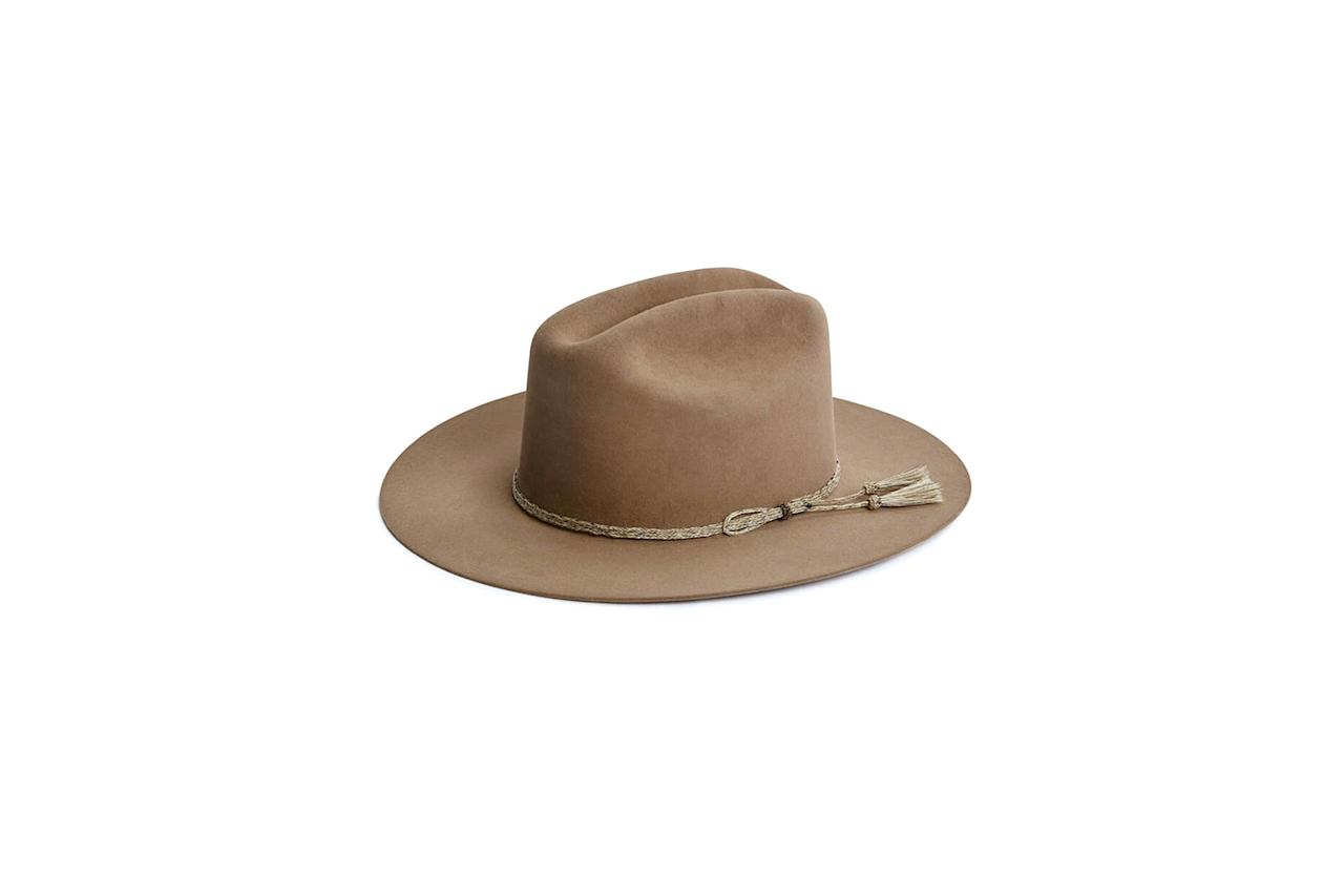 "$348, Best Made. <a href=""https://www.bestmadeco.com/products/stetson-burnet-hat?taxon_id=1872"">Get it now!</a>"