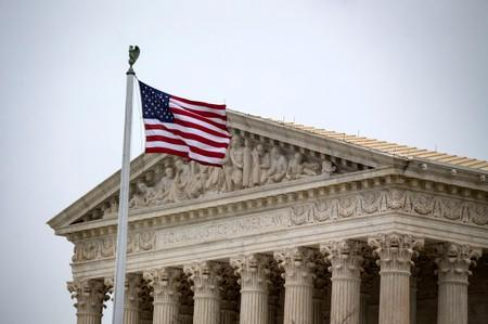 FILE PHOTO: The U.S. Supreme Court is seen in Washington