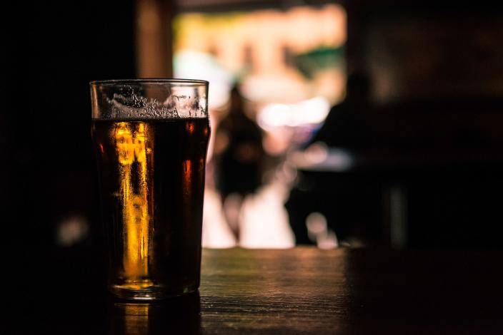 The average cost of a pint has risen to £3.94. Photo: Anders Nord/Unsplash